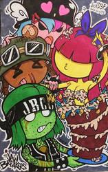 The Jawbreakers - justD3F [OCs]