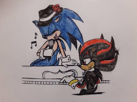 Sonadow 'Piano duet'