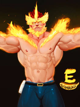 E is for Endeavor