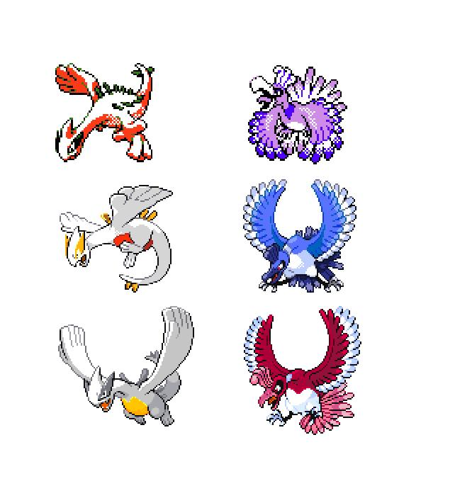 how to get to ho oh in soul silver