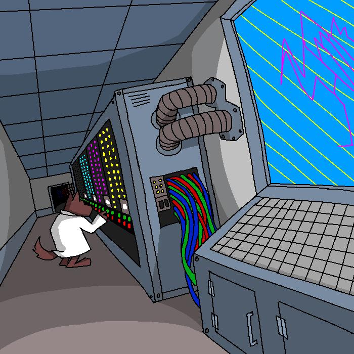 Proccessor Unit by Aurora-Xatu