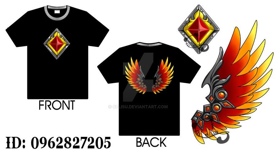 Brave Frontier Character Design Contest : Brave frontier t shirt design contest by celisu on deviantart