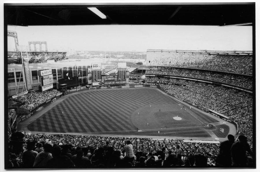 Shea Stadium, NYC by saamhashemi
