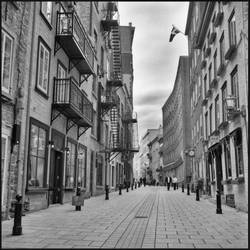 Old Quebec City by saamhashemi