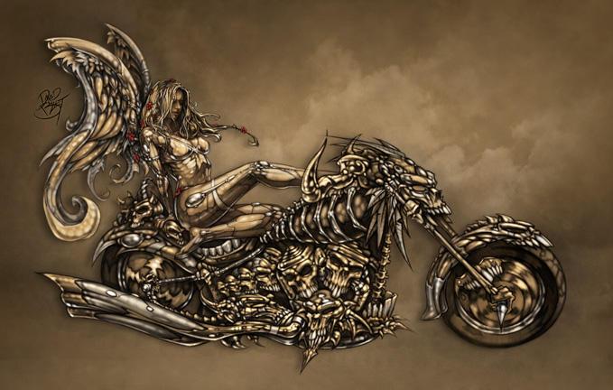 Beauty and the Beast by DavidBollt