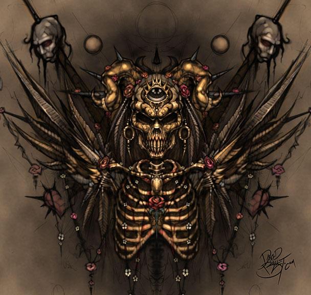 Zombi King by DavidBollt