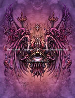 Crest of the Mind's Eye by DavidBollt