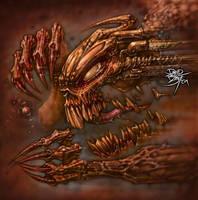 Megadeth by DavidBollt