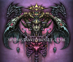 Heart of the Dragon Queen 2 by DavidBollt