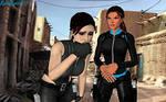 XNAlara: Lara's Punch