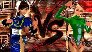 Street Fighter 4: IMVU Strike