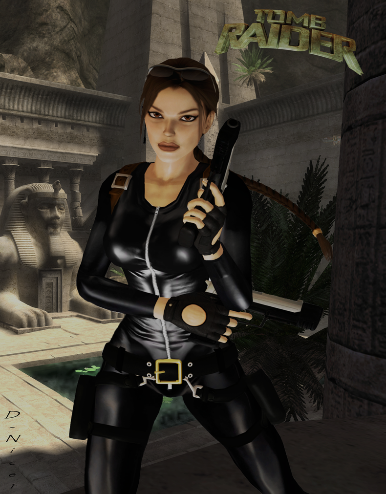 TRA: Lara Luvs Catsuits....Me 2....Meowwww =^.^= by LaraLuvsMe