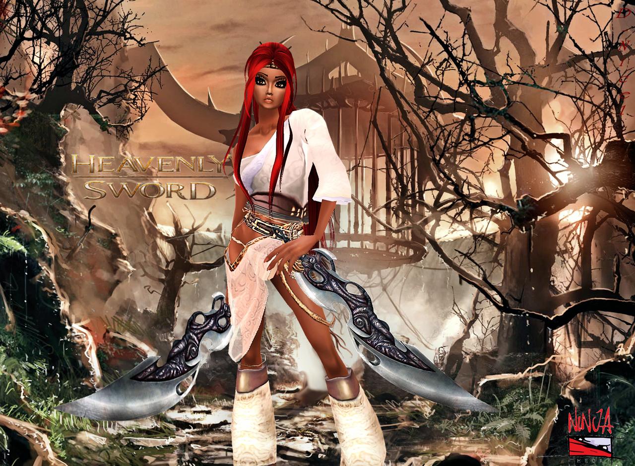 IMVUart: Heavenly Sword_Nariko by LaraLuvsMe on deviantART
