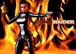 XNALara: TR_BF3/Endgame Comic Theme CS V1 by Lara-n-Catsuits