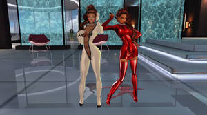 007Fan: Tiffy's Mistress Party for Erika V1