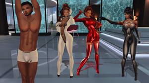 007Fan: Tiffy's Mistress Party for Erika V3