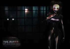 Purge 3: The Election Year w Marionette by LaraFantic96