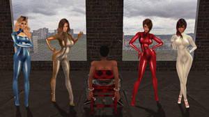 Caturday: C.C./007Fan Mistresses_The Interrogation