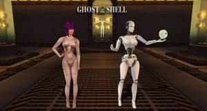 Ghost in the Shell: Down in the Archives :3