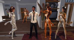 Caturday: Unleashed_Feline Mistresses-Rawr :3