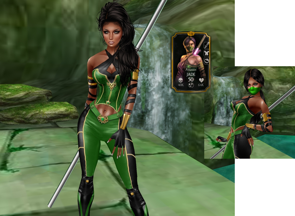 Mkx Mobile Return From The Dead Jade O By Irawr4lara On
