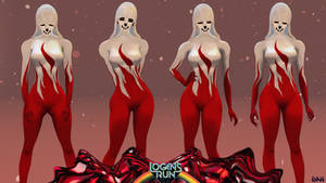 VU Movies: Logan's Run_Carousel Catsuits :3
