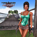 TR: The Ascension w Classic Lara_FMV