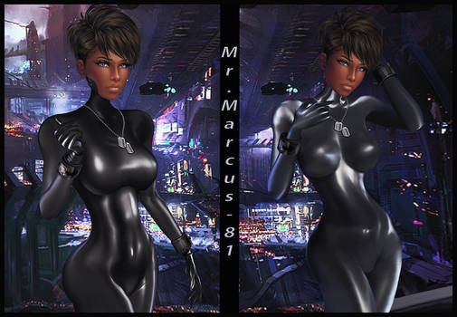 CaC: Denise Hightower by Mr-Marcus-81_Conceptz