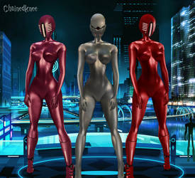 ChainedKnee: Meet the Cyberians...in 2022