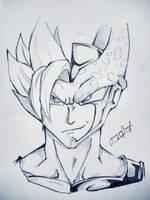 Dragon Ball Z by MayurSingh007