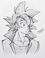 Goku by MayurSingh007