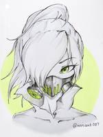 Green by MayurSingh007