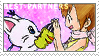 BP_Kari and Gatomon Stamp by Stamp221