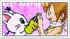 BP_Kari and Gatomon Stamp by Stamp221