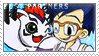 BP_Joe and Gomamon Stamp by Stamp221