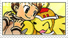 BP_Cody and Armadillomon Stamp