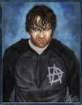 Dean Ambrose portrait