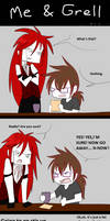 me and grell
