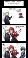Undertaker and Grell