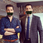 Property Brothers Gagged 2