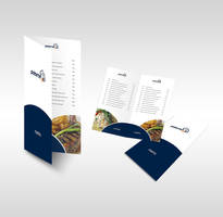 Polomino restaurant menu by dj-filla
