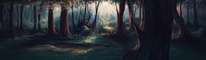 Forest, concept art