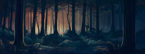Erlking forest #2