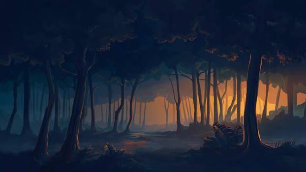 Erlking forest #3