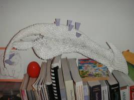 3D Origami Scrap - Lugia by Spkmw