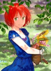 Shirayuki by CandideKun