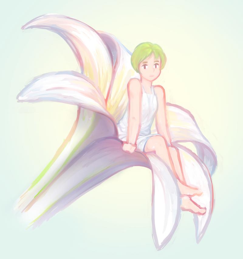 Lily by CandideKun