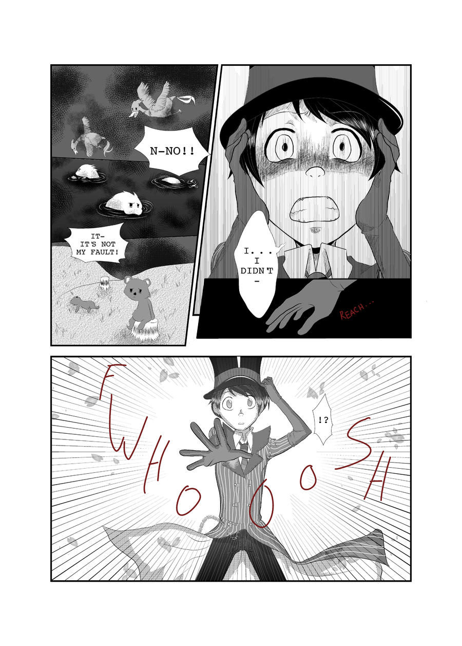 Punishment - Page 3 by MidoriLied