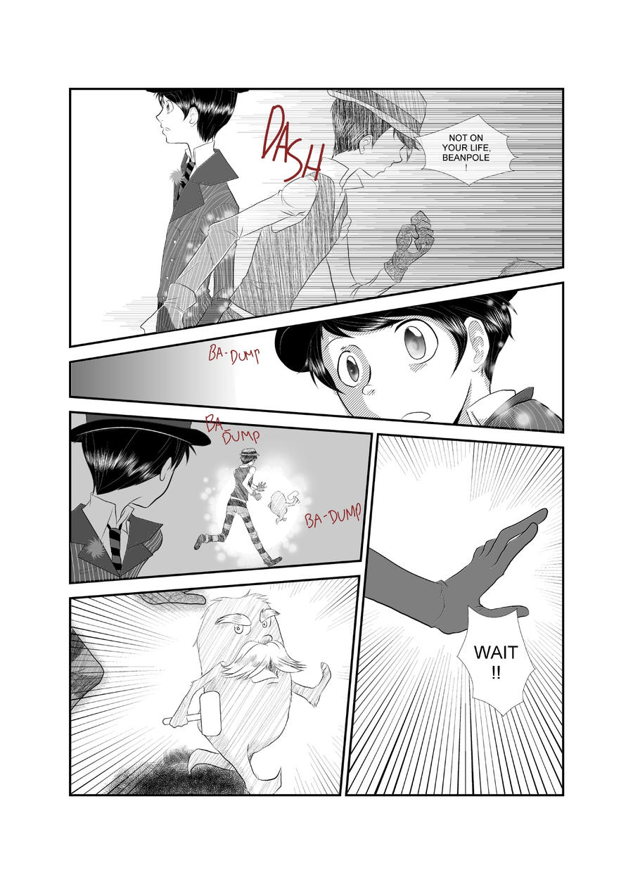 Punishment - Page 5 by MidoriLied