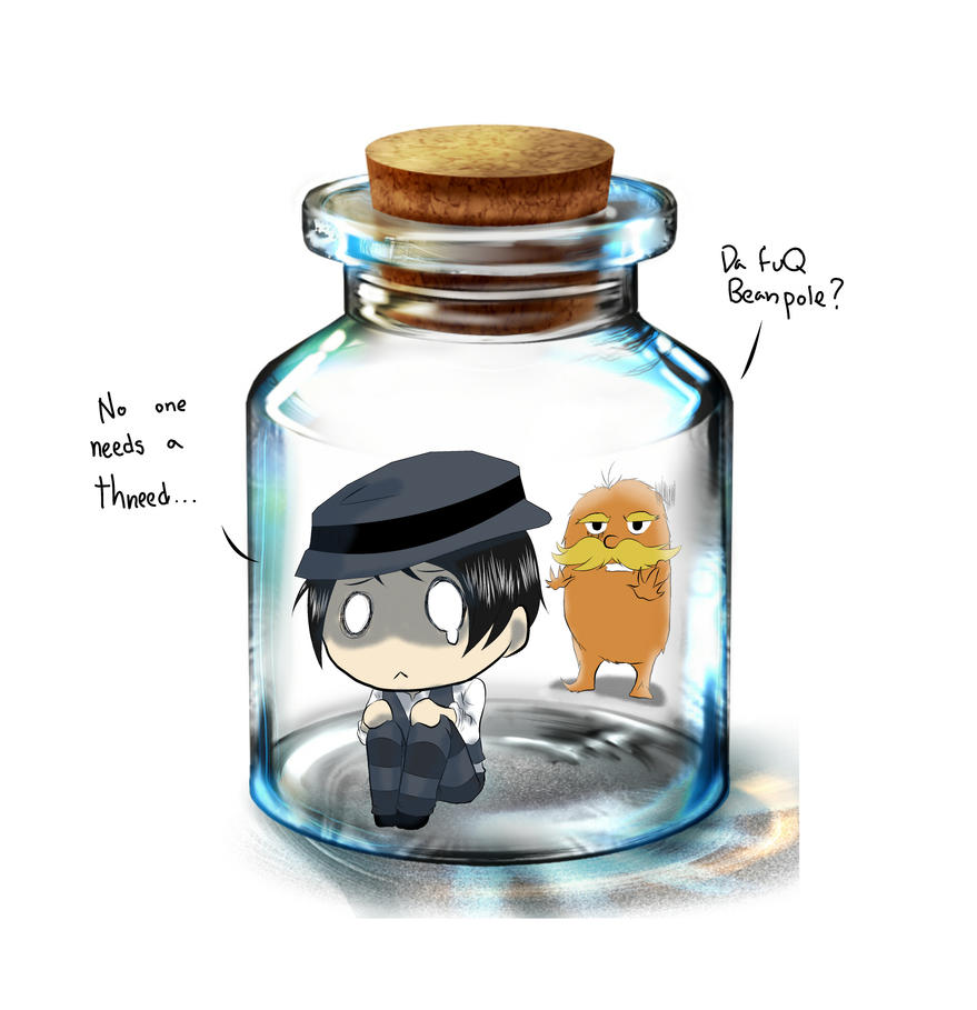 In a Jar by MidoriLied